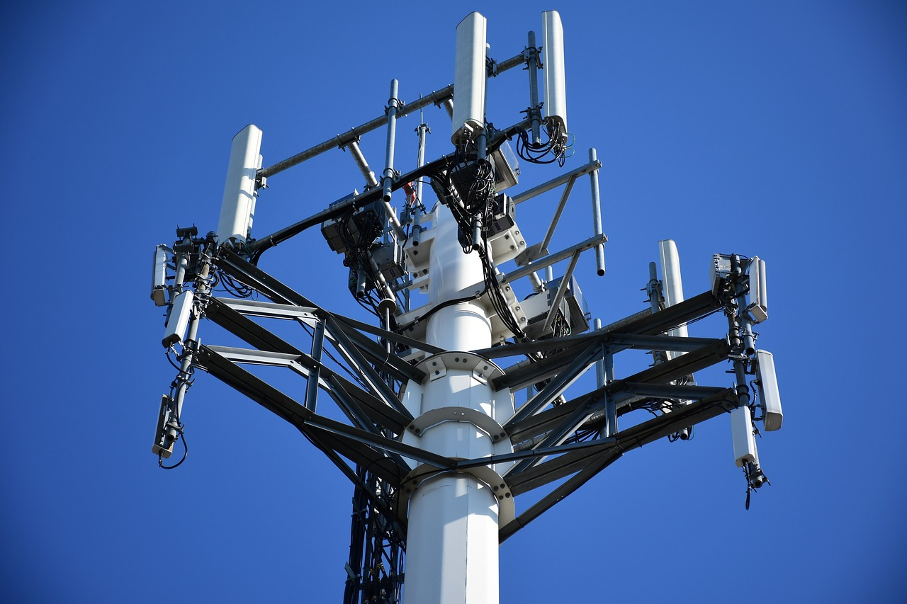 Image of Cell Tower
