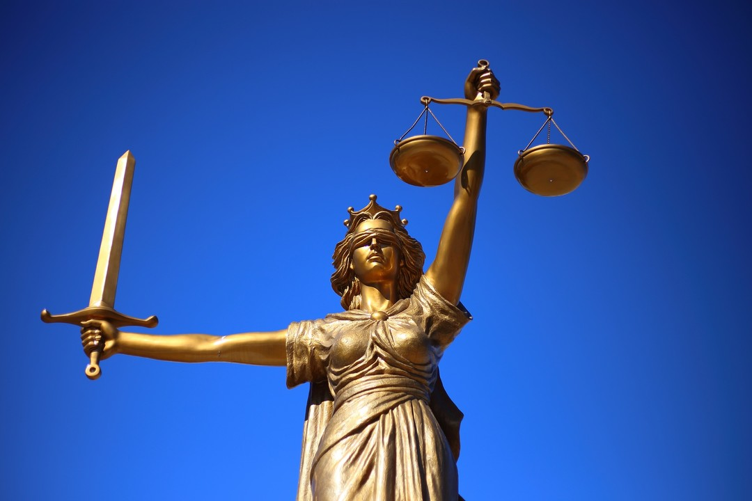 Image of Lady Justice Statue