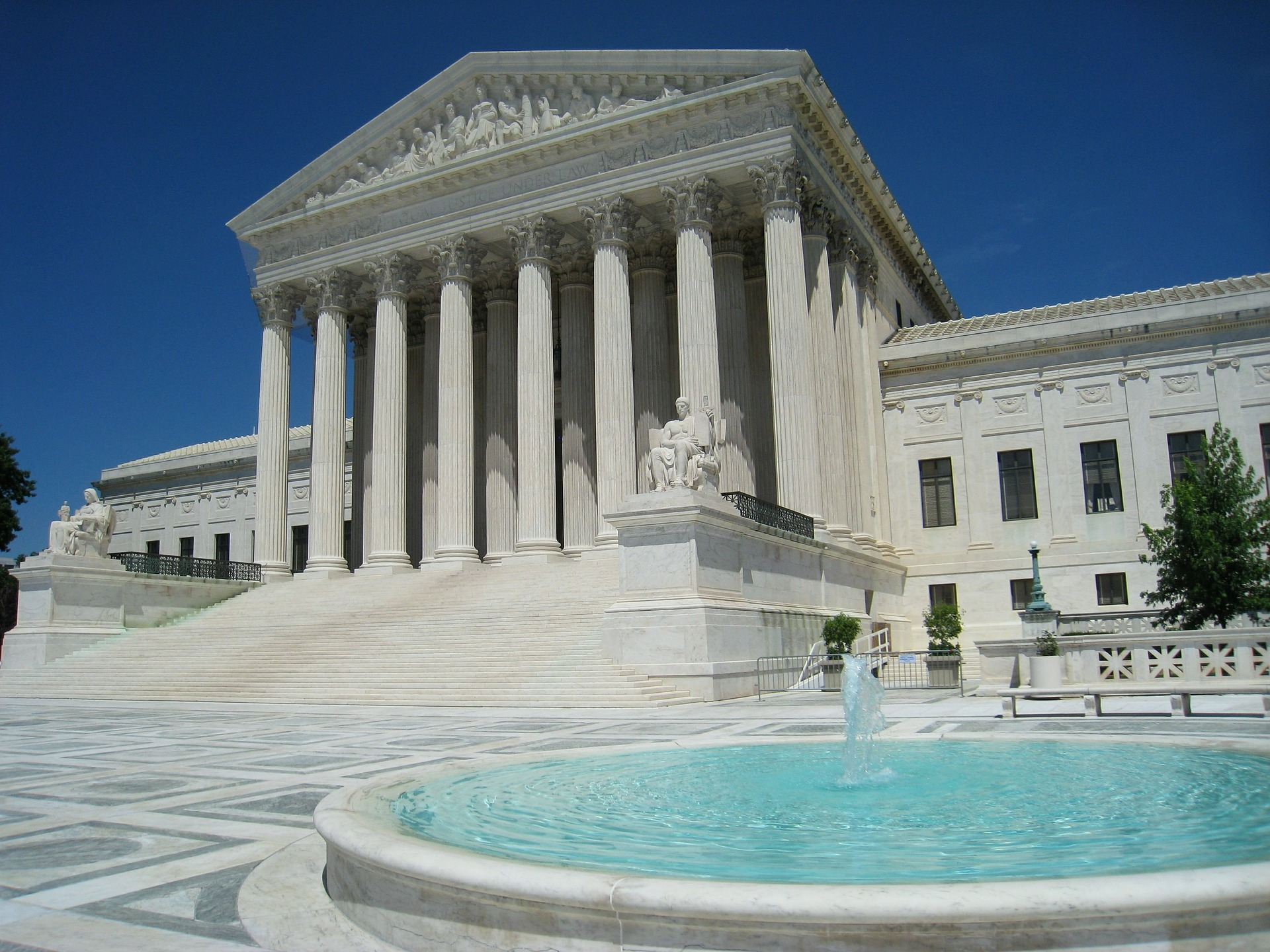 Image of Supreme Court building