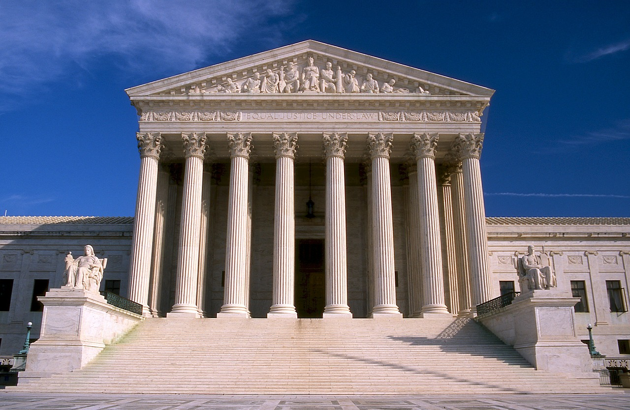 Image of U.S. Supreme Court
